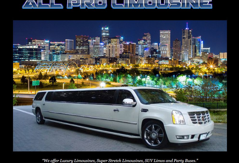 All Pro Limousine Denver CO